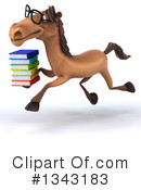 Brown Horse Clipart #1343183 by Julos