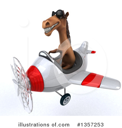 Brown Horse Clipart #1357253 by Julos