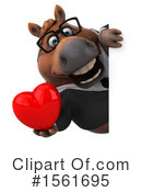 Brown Horse Clipart #1561695 -  , 118