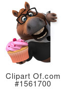 Brown Horse Clipart #1561700 -  , 118