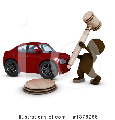 Gavel Clipart #1378266 by KJ Pargeter