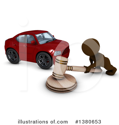 Gavel Clipart #1380653 by KJ Pargeter