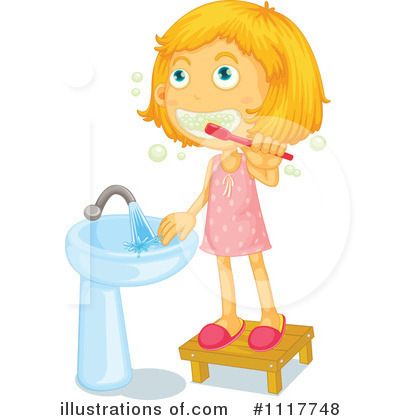 Sink Clipart #1117748 by Graphics RF
