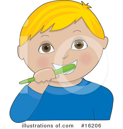 Dental Clipart #16206 by Maria Bell