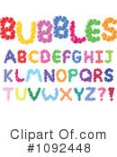 Bubble Design Elements Clipart #1092448