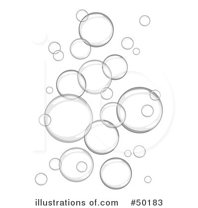 Bubbles Clipart #50183 - Illustration by C Charley-Franzwa