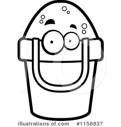 Bucket Clip Art (rf) bucket clipart