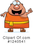 Buddhist Clipart #1240541 by Cory Thoman