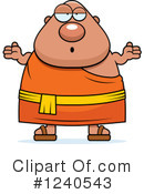 Buddhist Clipart #1240543 by Cory Thoman
