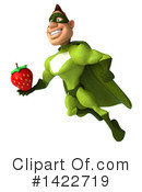 Buff Green Super Hero Clipart #1422719 by Julos