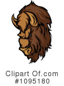 Buffalo Clipart #1095180 by Chromaco