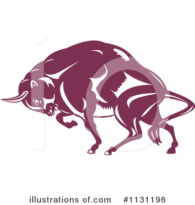 Buffalo Clipart #1131196 by patrimonio