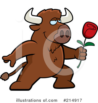 Buffalo Clipart #214917 by Cory Thoman