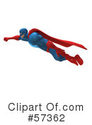 Buffman Super Hero Character Clipart #57362 by Julos