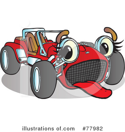 Buggy Clipart #77982 by Snowy