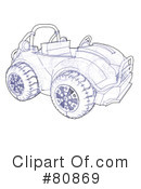 Buggy Clipart #80869