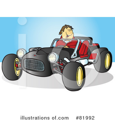 Buggy Clipart #81992 by Snowy