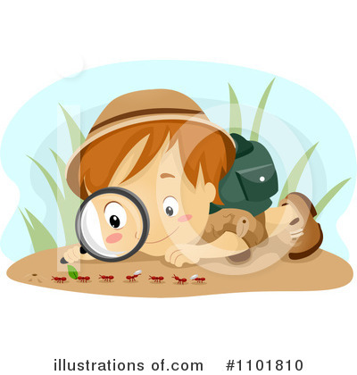 Scout Clipart #1101810 by BNP Design Studio