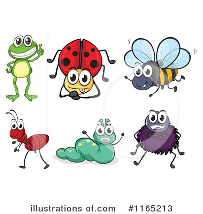 bugs clipart 1165213 illustration by graphics rf rh illustrationsof com clipart bags clip art bugs bunny