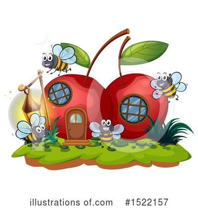 Cherry Clipart #1522157 by Graphics RF