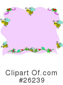 Royalty-Free (RF) Bugs Clipart Illustration #26239