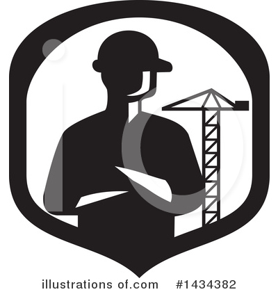 Foreman Clipart #1434382 by patrimonio