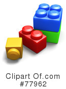 Building Blocks Clipart #77962 by Tonis Pan