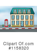 Building Clipart #1158320 by Graphics RF