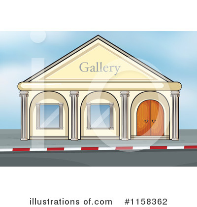 Facade Clipart #1158362 by Graphics RF