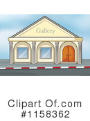 Building Clipart #1158362 by Graphics RF