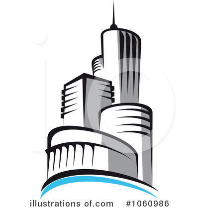 City Clipart #1060986 by Vector Tradition SM