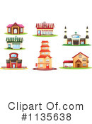 Buildings Clipart #1135638 by Graphics RF