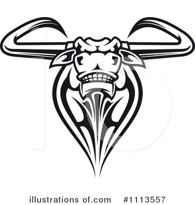 Cow Clipart #1113557 by Vector Tradition SM