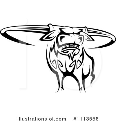 Cow Clipart #1113558 by Vector Tradition SM