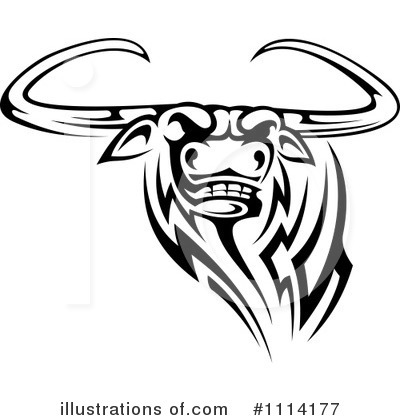 Cow Clipart #1114177 by Vector Tradition SM