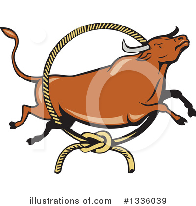 Rodeo Clipart #1336039 by patrimonio