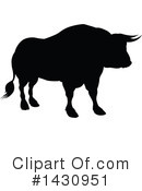 Bull Clipart #1430951 by AtStockIllustration