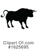 Bull Clipart #1625695 by AtStockIllustration