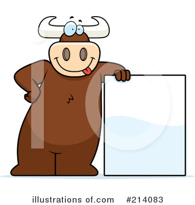 Bull Clipart #214083 by Cory Thoman