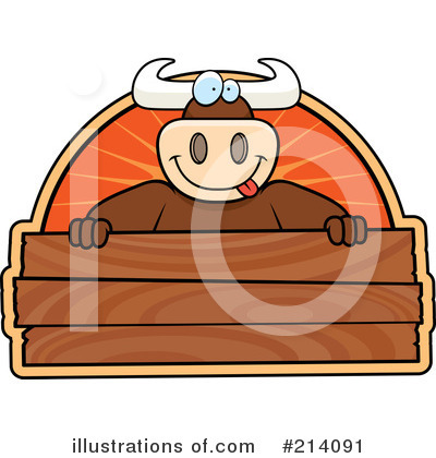 Bull Clipart #214091 by Cory Thoman