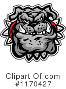 Bulldog Clipart #1170427 by Chromaco