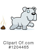 Bulldog Clipart #1204465 by Cory Thoman