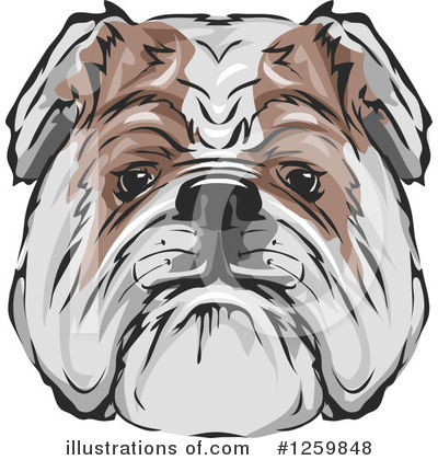 Dog Clipart #1259848 by BNP Design Studio