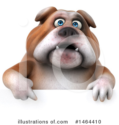 Bulldog Clipart #1464410 by Julos