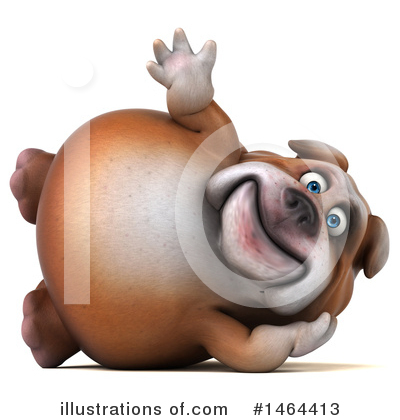Bulldog Clipart #1464413 by Julos