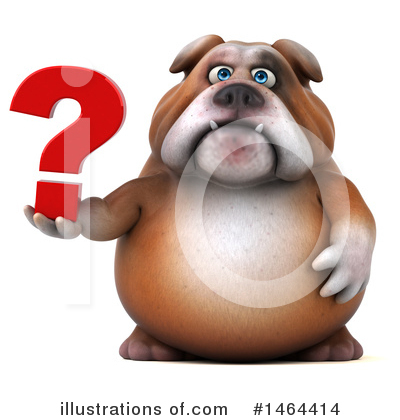 Bulldog Clipart #1464414 by Julos