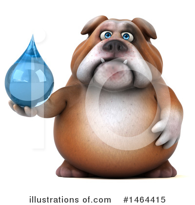 Bulldog Clipart #1464415 by Julos
