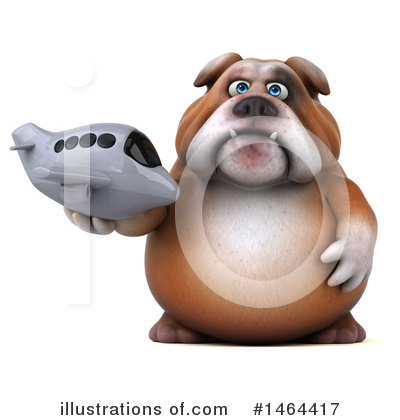 Bulldog Clipart #1464417 by Julos