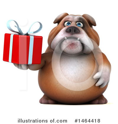 Bulldog Clipart #1464418 by Julos