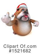 Royalty-Free (RF) Bulldog Clipart Illustration #1521682